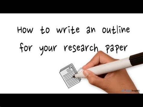How to Write a Term Paper or Thesis - Covington Innovations